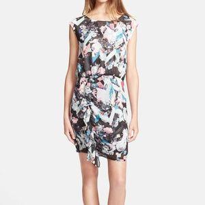 Rebecca Minkoff floral Jenson dress